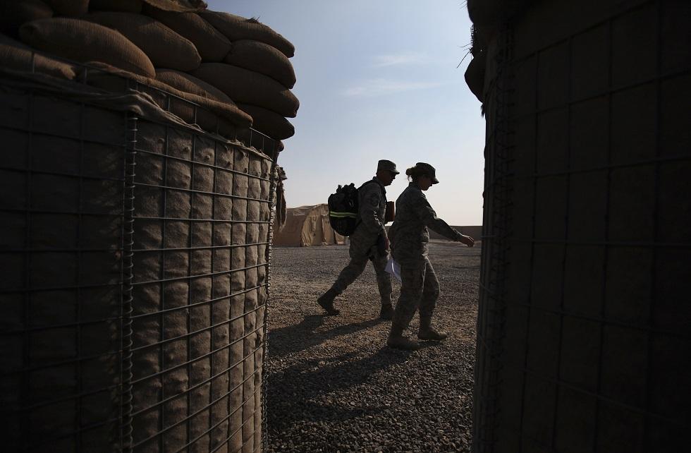 مقتل جندي أمريكي في الكويت