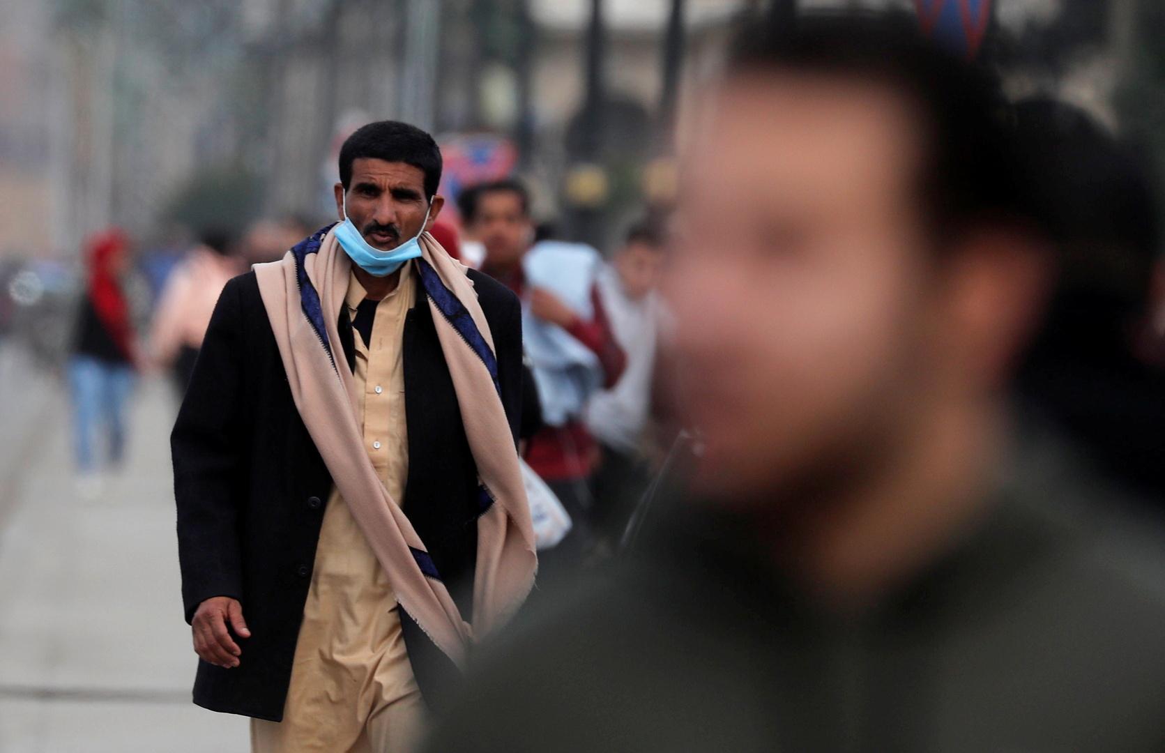مصر تسجل 56 وفاة و996 إصابة جديدة بفيروس كورونا