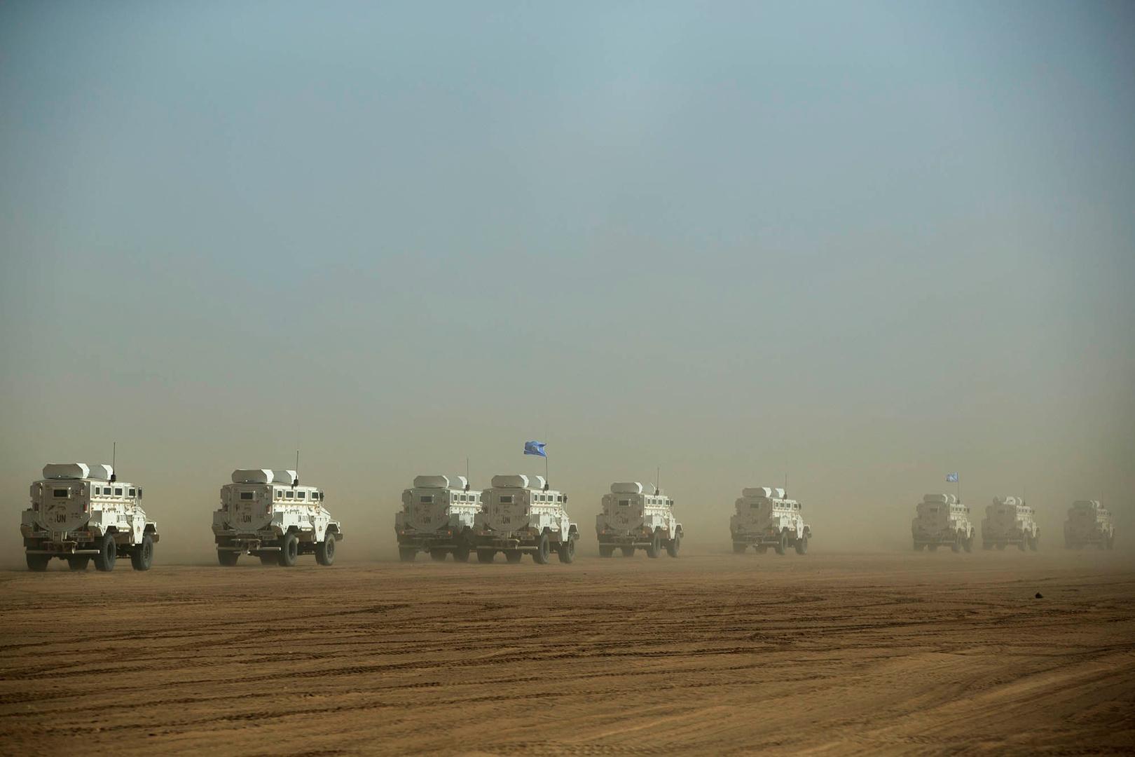 مقتل 3 من قوات حفظ السلام الأممية في مالي