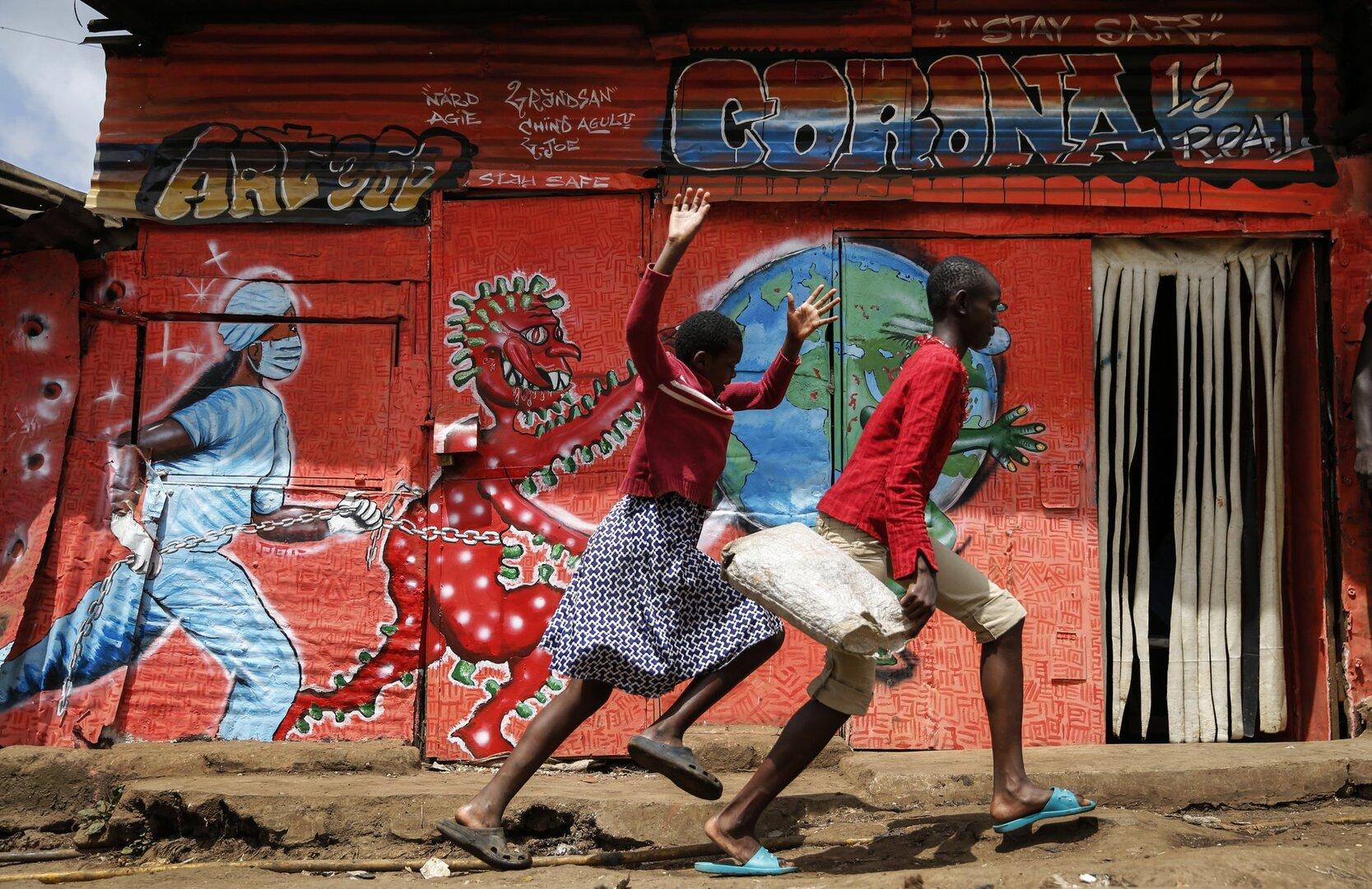 صحيفة: خبراء من كينيا يرجحون ظهور طفرة جديدة من كورونا في البلاد