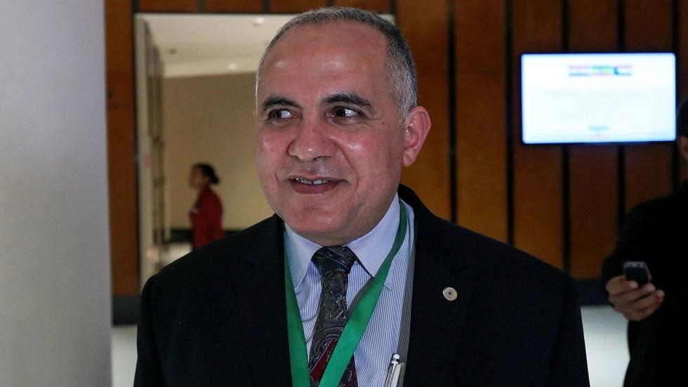 وزير الري المصري محمد عبد العاطي (صورة أرشيفية)