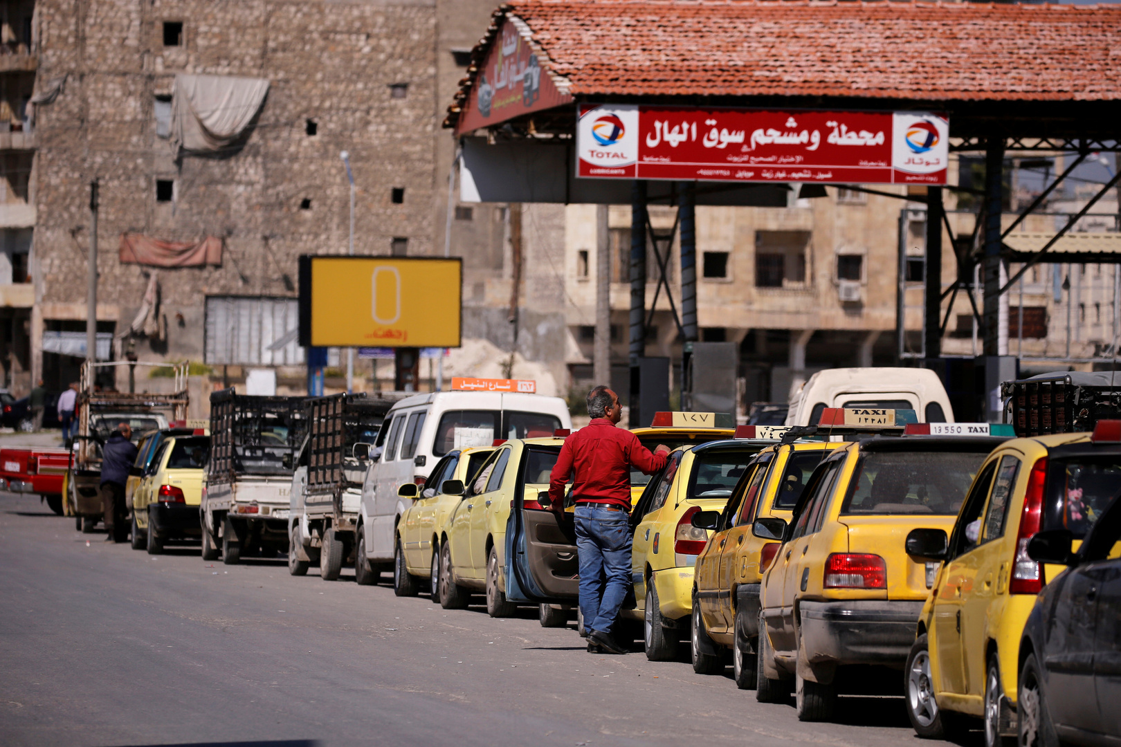 وزارة النفط السورية: بدء ضخ كميات إضافية من البنزين والمشتقات النفطية إلى المحافظات