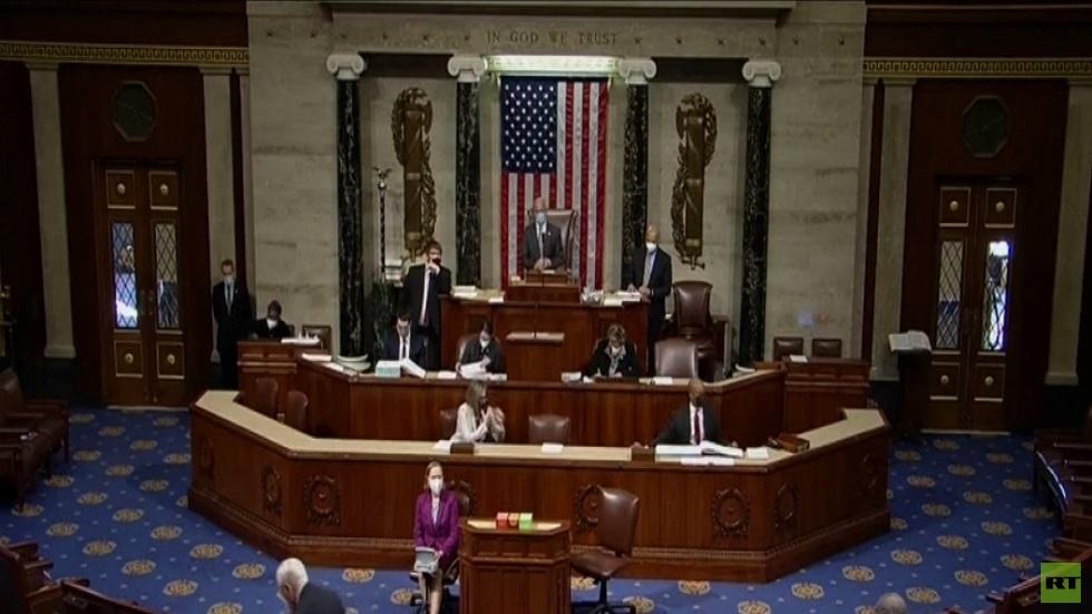 مجلس النواب الأمريكي يصوت لصالح مساءلة ترامب