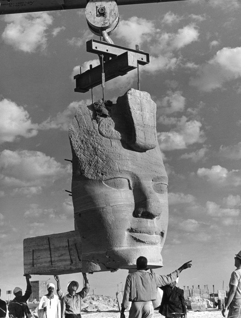 مهمة بناء السد العالي.. وأسرار عملية إنقاذ معبد أبو سنبل