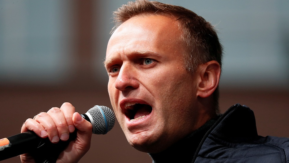 Russian law enforcement authorities intend to detain Navalny pending a judicial decision
