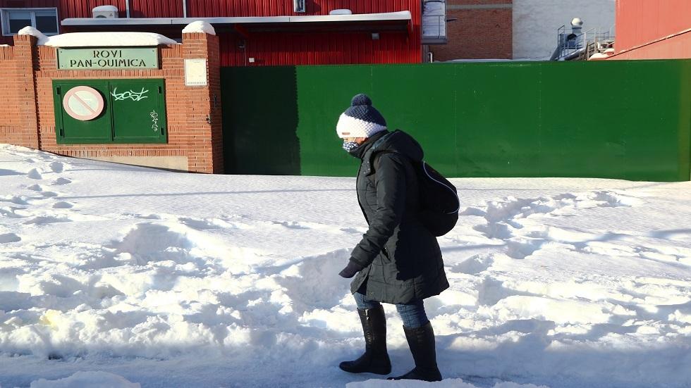 إسبانيا.. خسائر العاصفة الثلجية في مدريد لا تقل عن 1.7 مليار دولار