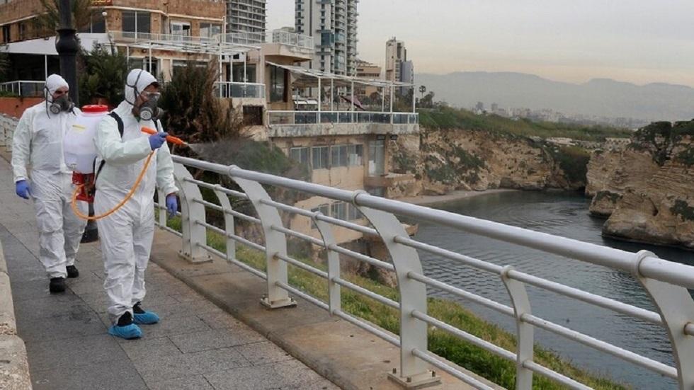 لبنان.. 5196 إصابة و41 وفاة جديدة بكورونا
