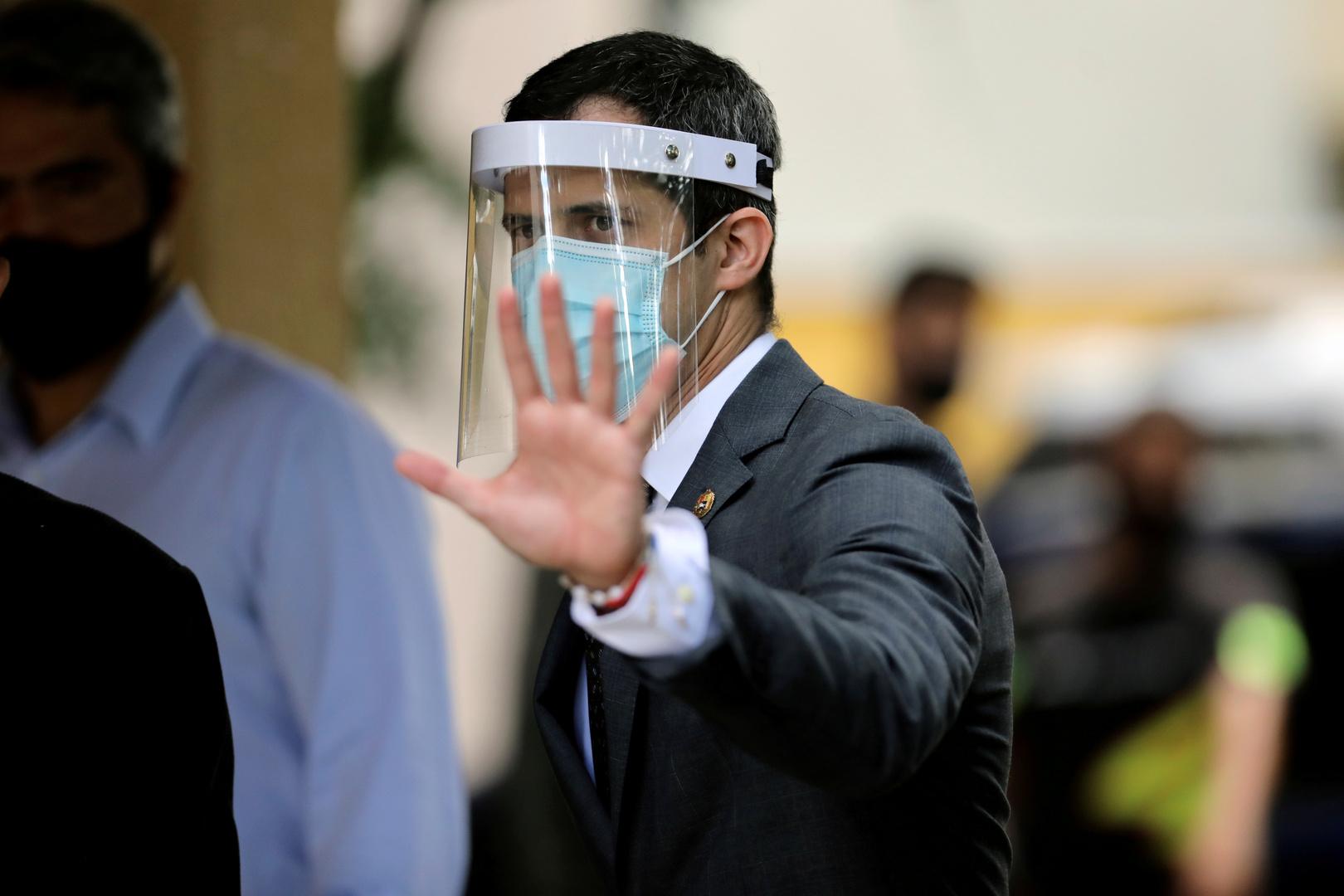 محامون: غوايدو عرقل شراء فنزويلا لقاح كورونا من بريطانيا