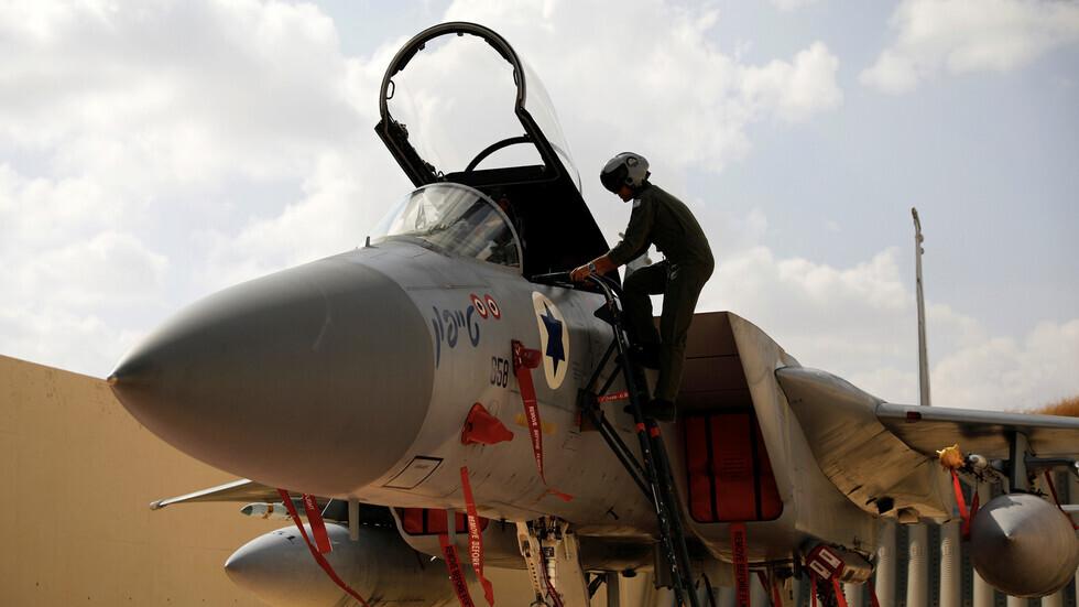 الولايات المتحدة قادت إسرائيل إلى أهداف في سوريا