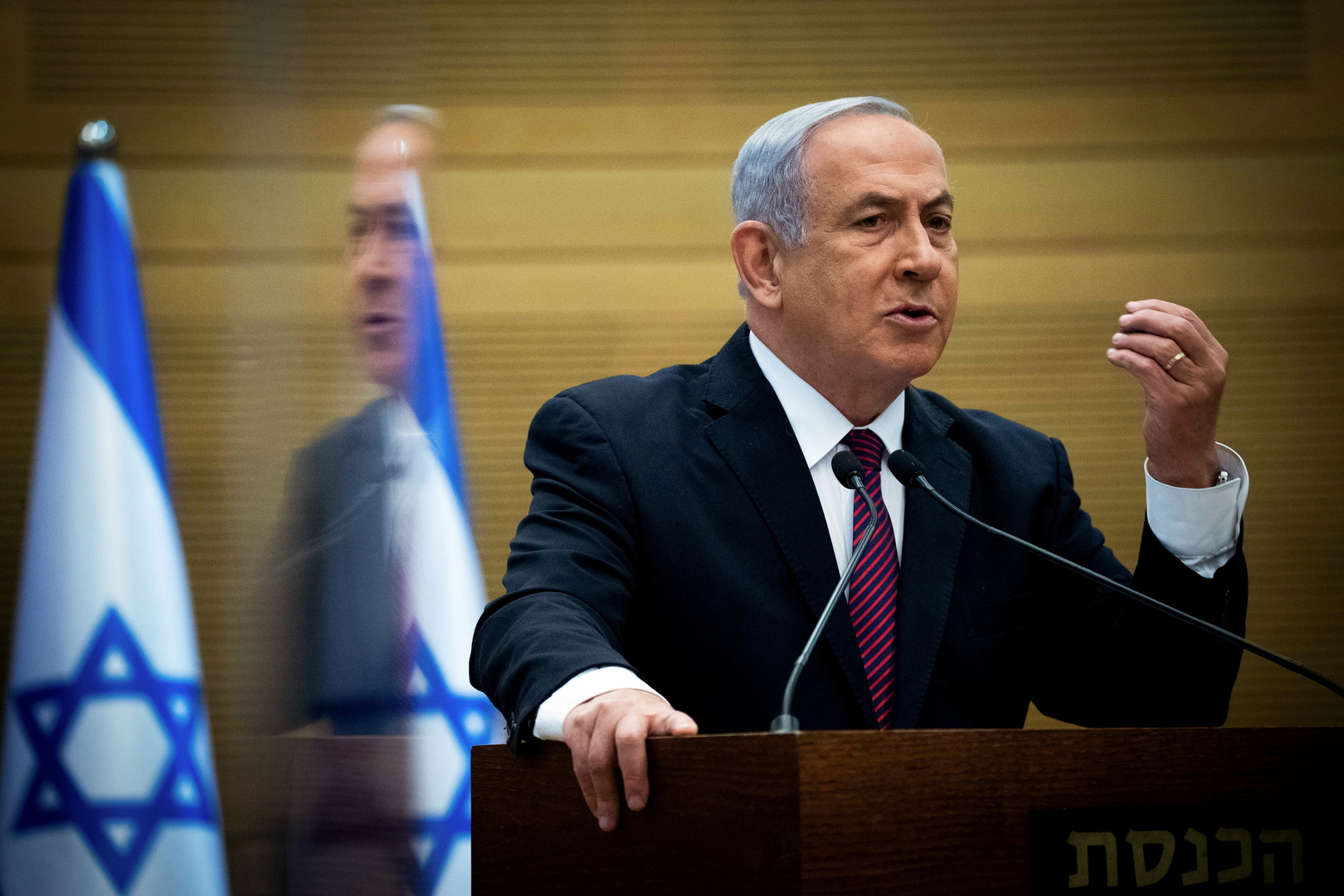 ساعر: أنا في وضع أفضل من نتنياهو لإجراء حوار فعال مع بايدن وإدارته