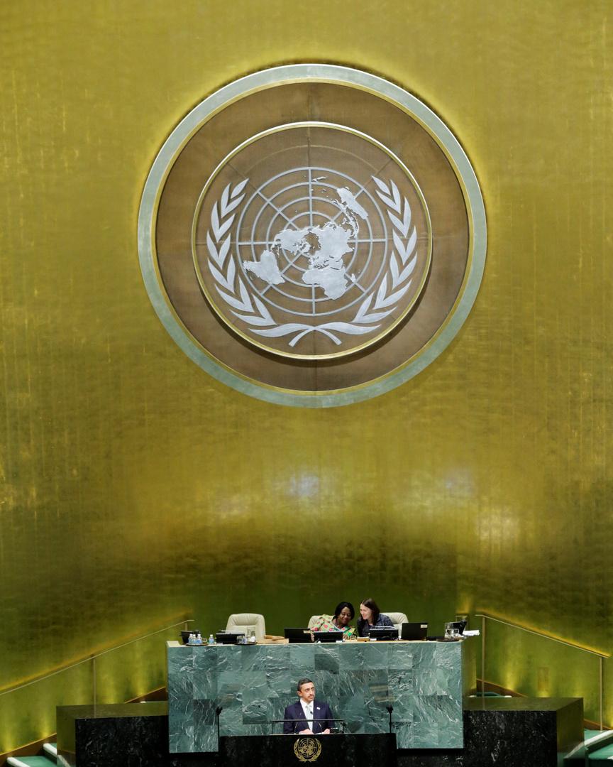 واشنطن ترفض طلب الأمم المتحدة التراجع عن تصنيف