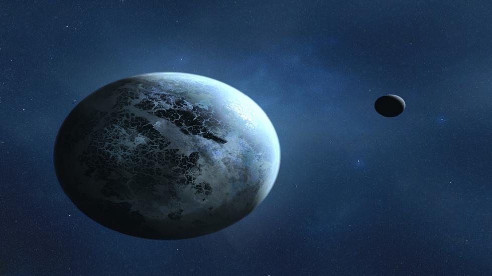 علماء الفلك يكتشفون كوكبا غريبا له ثلاث شموس!