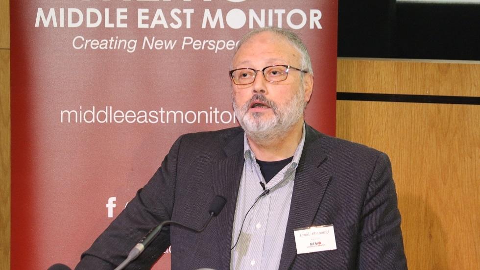 الصحفي السعودي الراحل/ جمال خاشقجي (1958-2018)