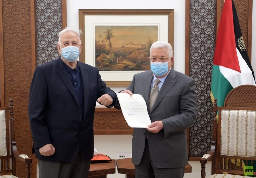 الرئيس الفلسطيني عباس يصدر مرسوما بإجراء الانتخابات التشريعية والرئاسية