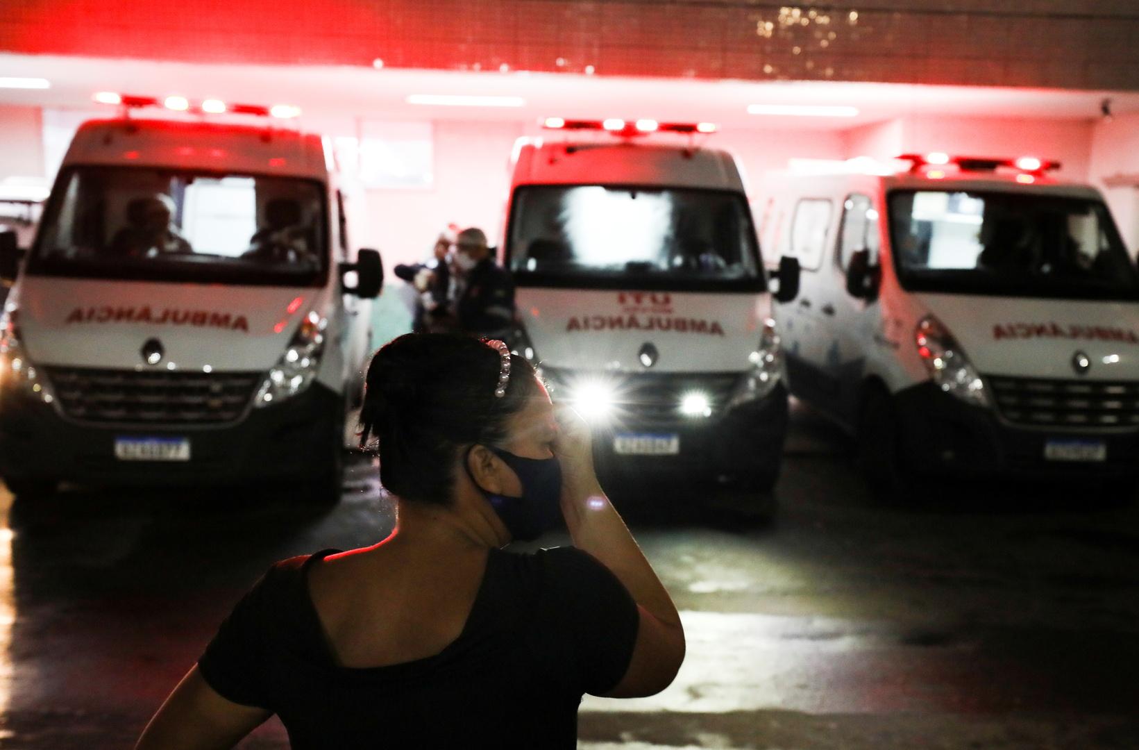 البرازيل.. أكثر من ألف وفاة بكورونا لليوم الرابع على التوالي