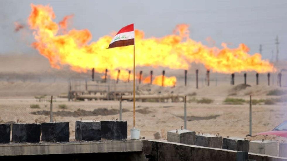 مصافي النفط في العراق - أرشيف