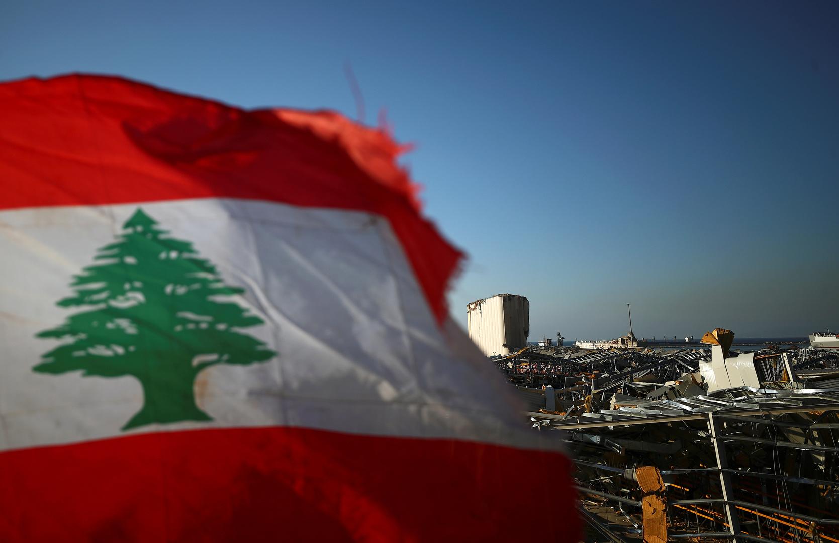 لبنان.. انفجار ثان لخزان وقود على الحدود اللبنانية السورية