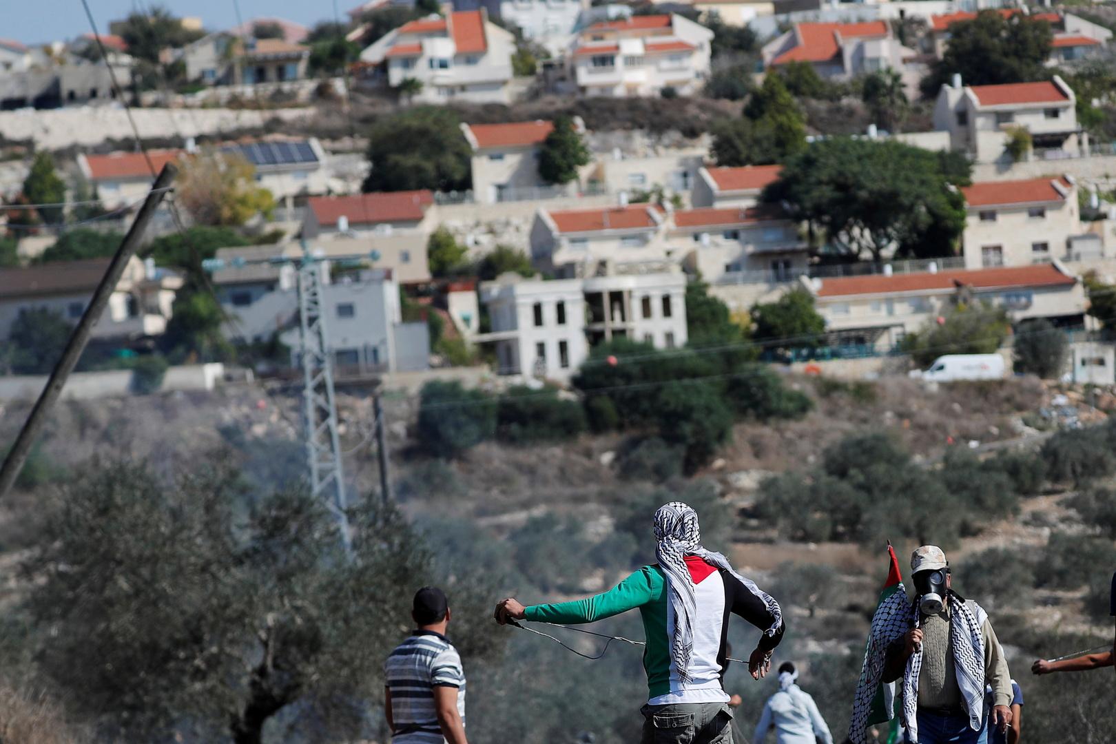 وزير الاستيطان الإسرائيلي يطالب بعدم المصادقة على مشاريع بناء فلسطينية في مناطق C