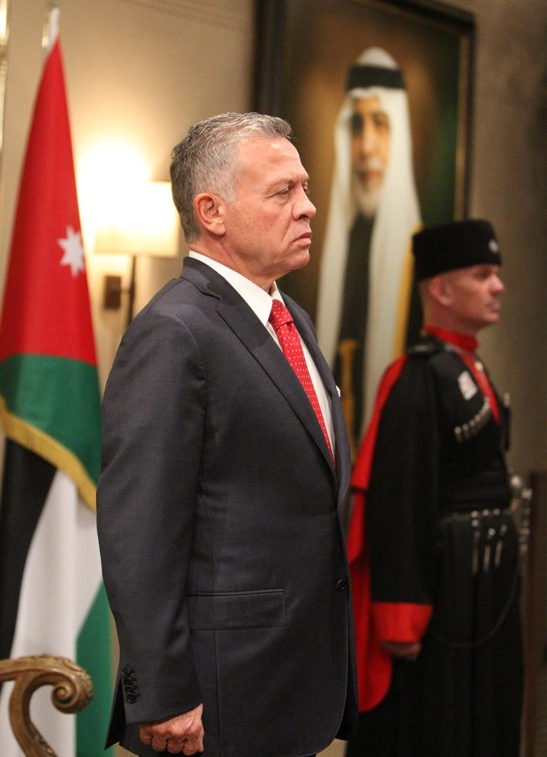 ملك الأردن يتوجه إلى أبو ظبي