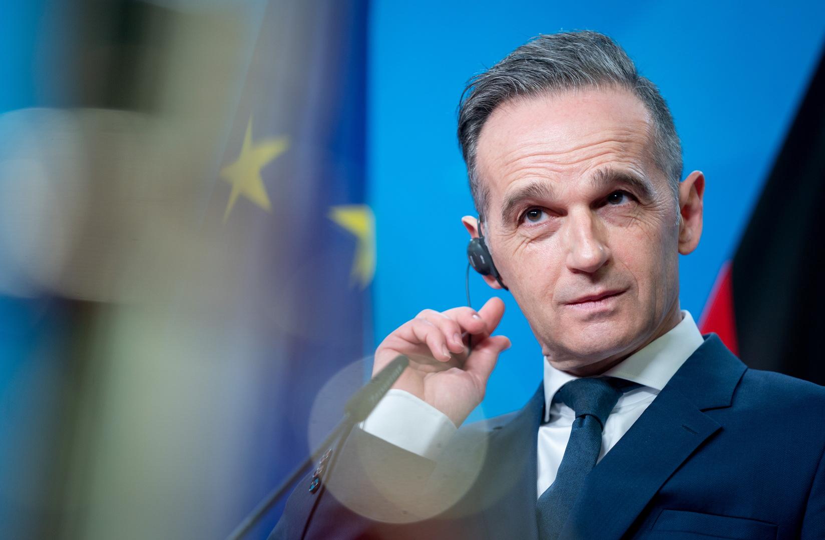 وزير الخارجية الألماني يزور تركيا مطلع الأسبوع المقبل