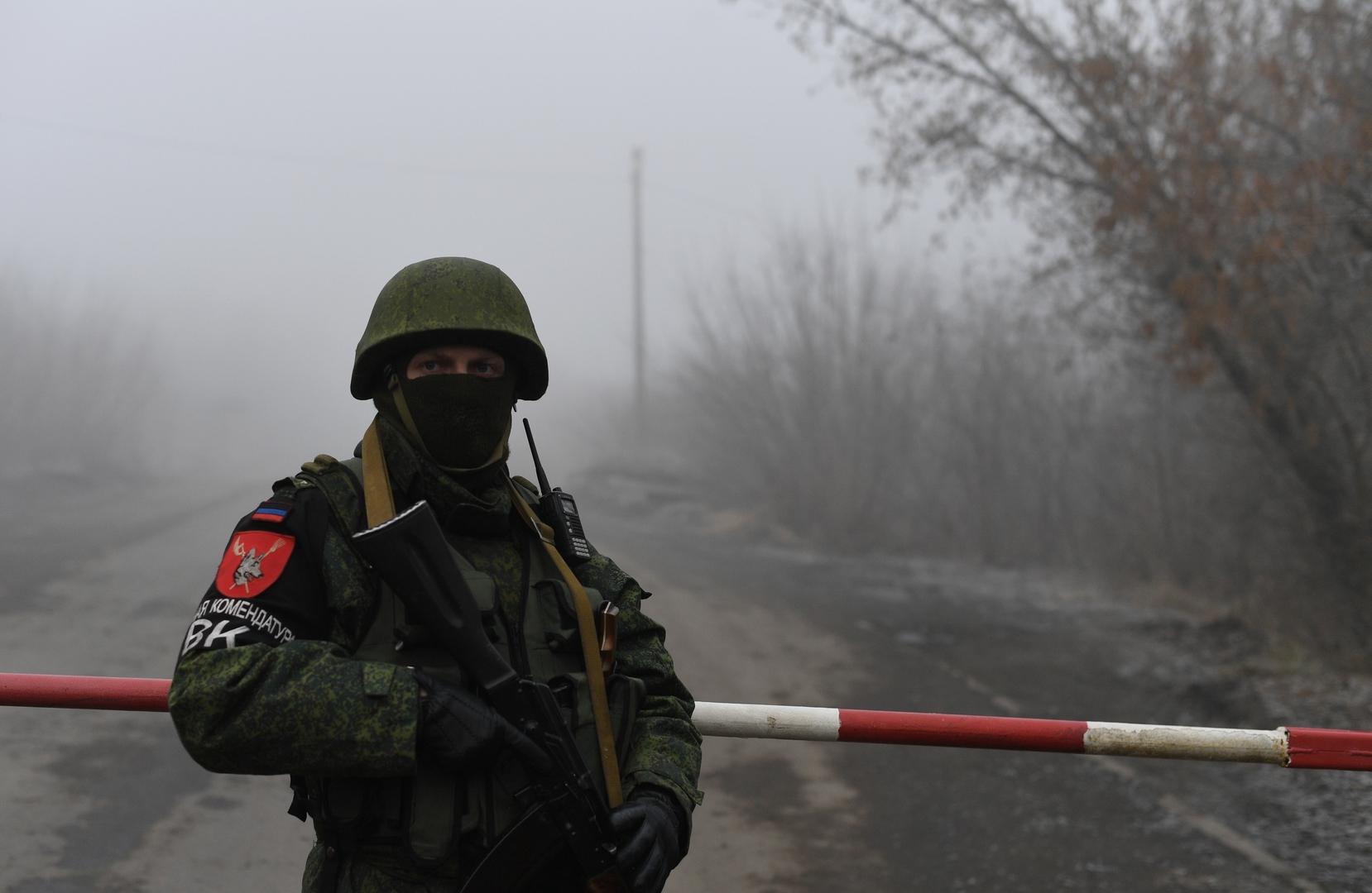 دونيتسك ولوغانسك تعتزمان تسليم مجموعة من المحتجزين إلى كييف