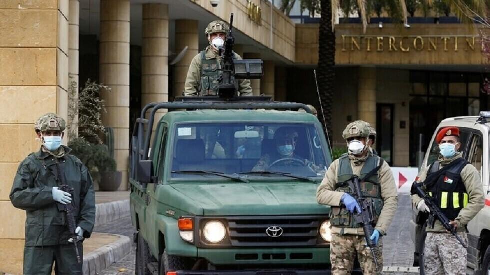الأمن الأردني - أرشيف