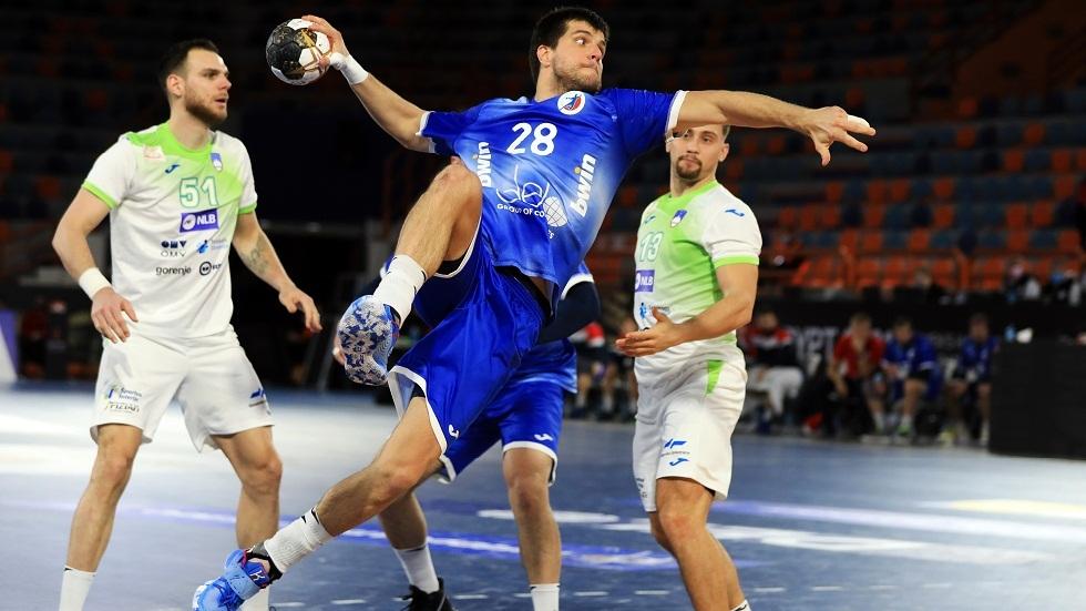 المنتخب الروسي يتأهل إلى الدور الثاني بكأس العالم لكرة اليد