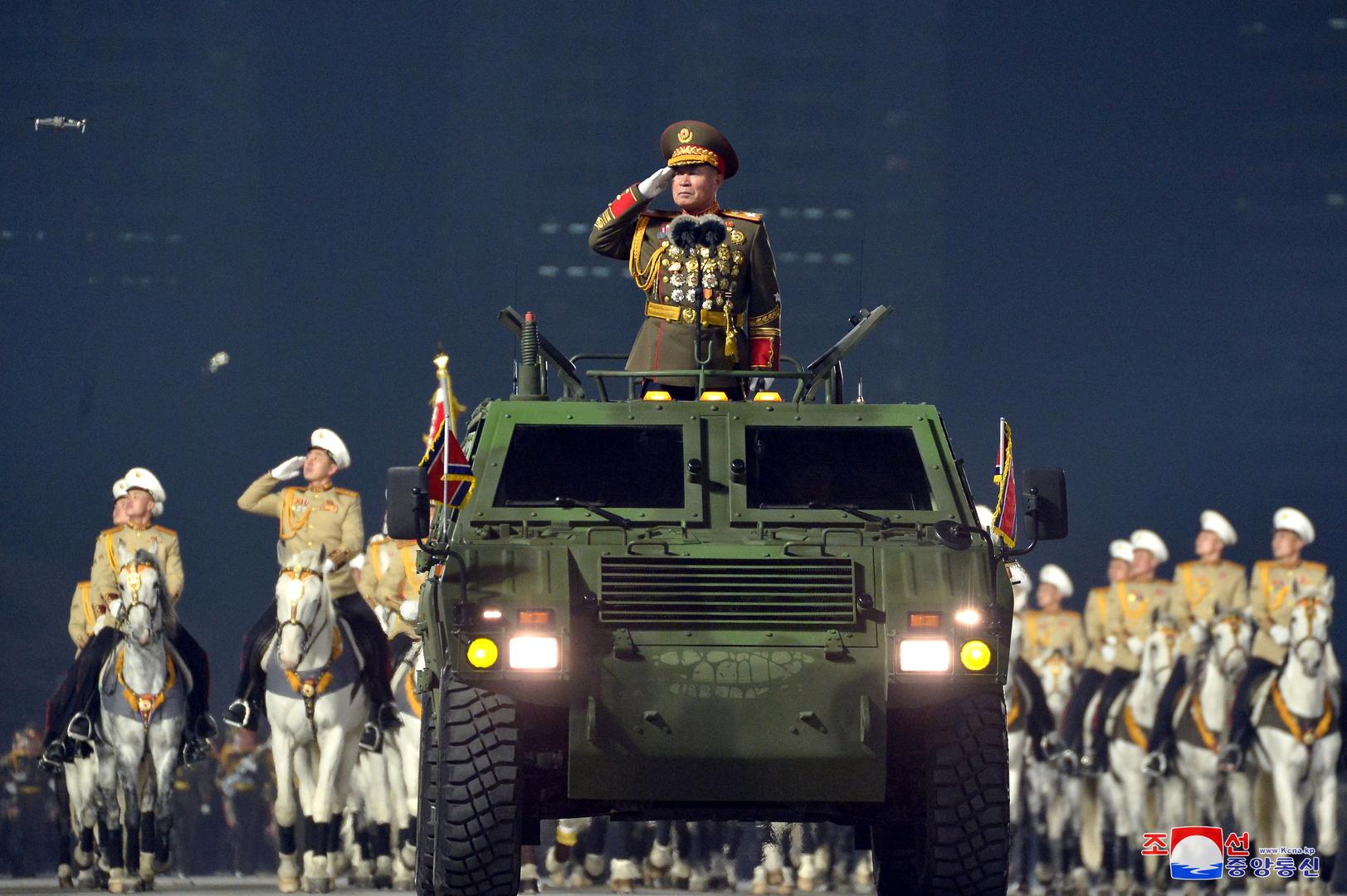 """""""يونهاب"""" تسلط الضوء على مقارنة للقوة العسكرية بين الكوريتين"""