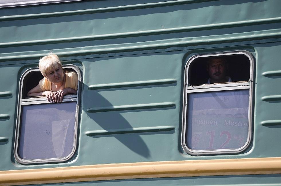 كييف تستأنف النقل بالسكك الحديدية مع مناطق مجاورة للقرم