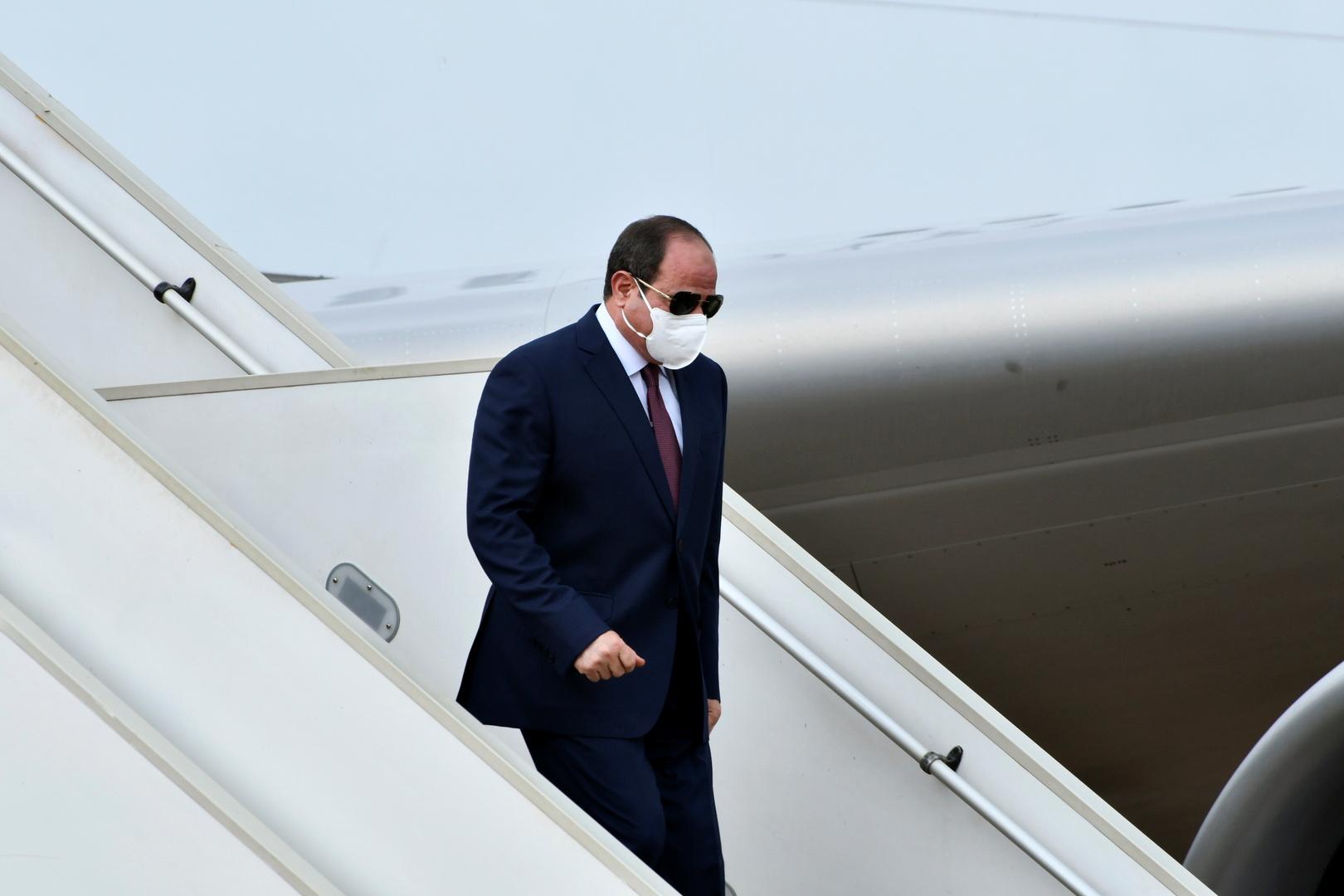 السيسي يتوجه غدا إلى الأردن بدعوة من الملك