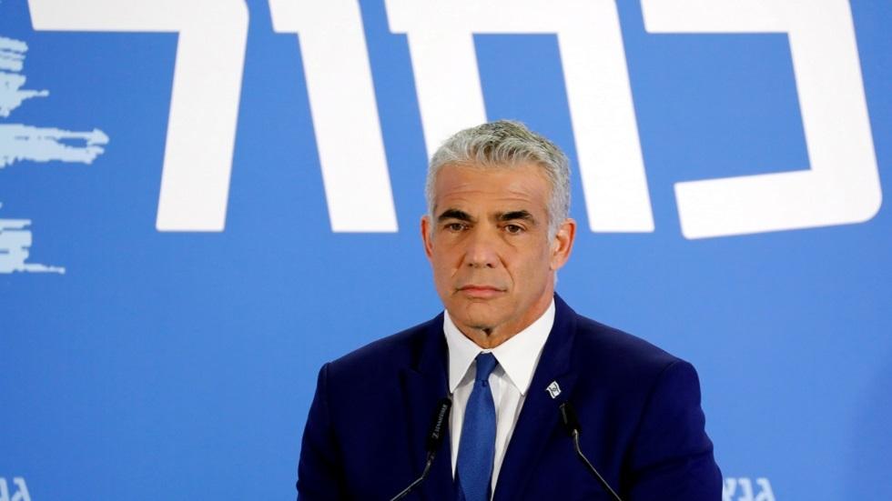 زعيم المعارضة الإسرائيلية: مستعد لإقامة حكومة بدعم القائمة العربية المشتركة