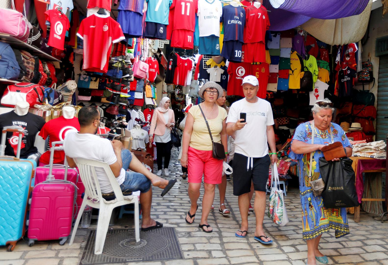 مدينة سوسة في تونس.
