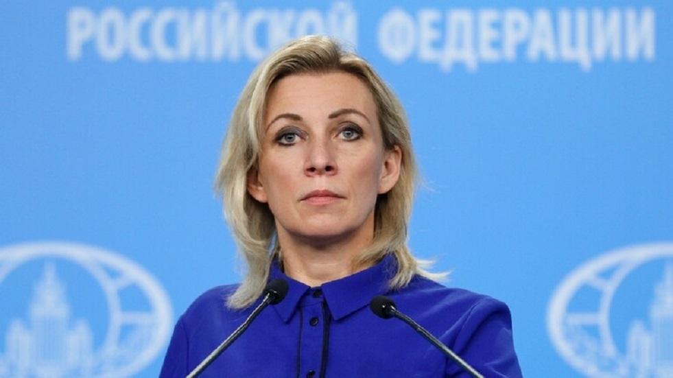 زاخاروفا: روسيا ستعرب عن احتجاجها على انتهاك حرية التعبير في الولايات المتحدة