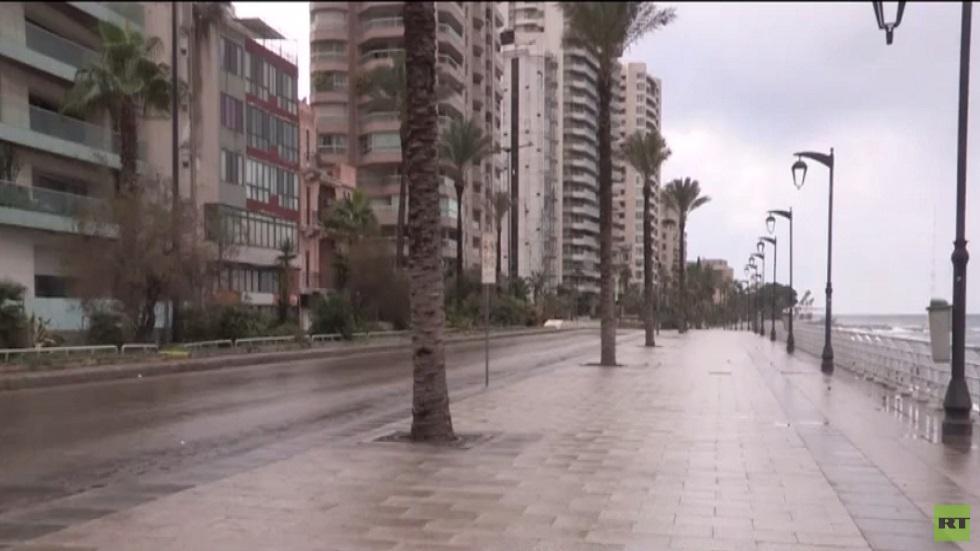 لبنان.. ارتفاع أعداد المصابين بكورونا