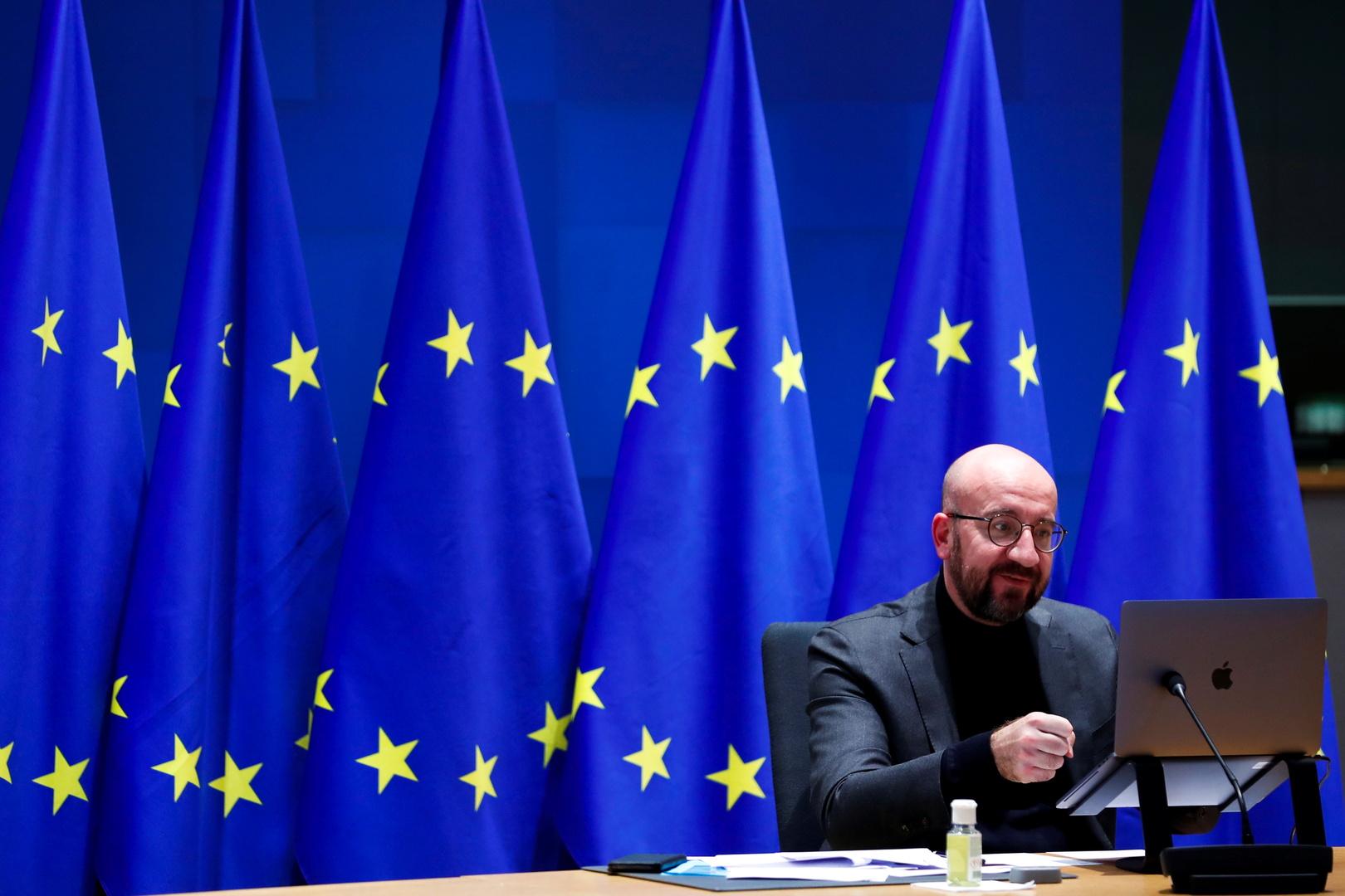 رئيس المجلس الأوروبي لا يستبعد اعتماد شهادات الخلو من كورونا شرطا للسفر