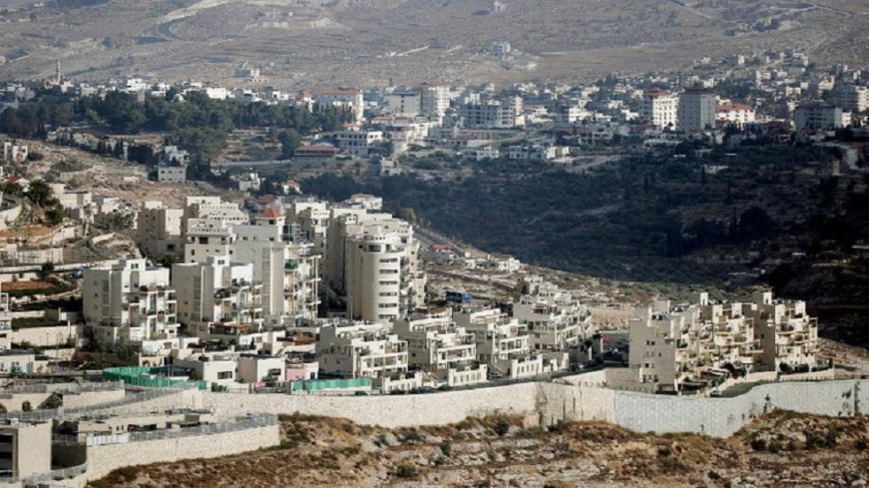 إسرائيل تقر بناء منازل جديدة للمستوطنين بالضفة قبل رحيل إدارة ترامب