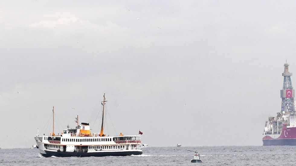 بحار ناج من غرق سفينة الشحن في تركيا يروي سبب الحادث