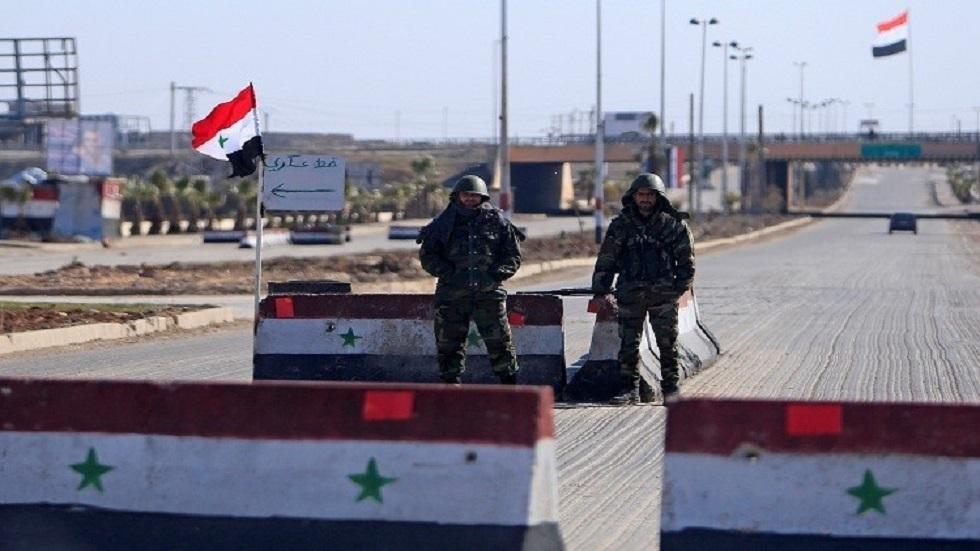 مقتل جنديين سوريين في هجوم على حاجز للجيش في القنيطرة