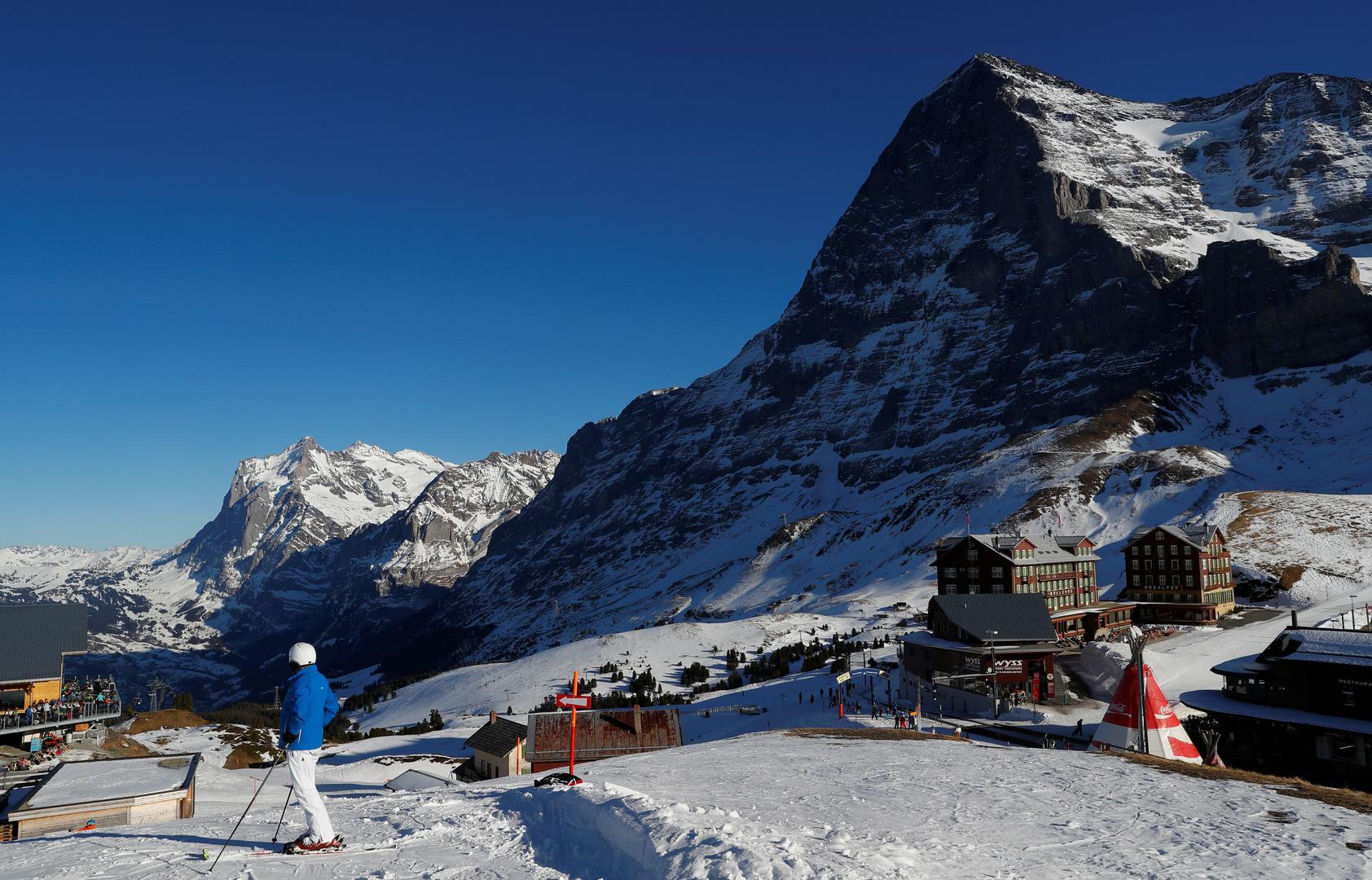 مراكز التزلج في سويسرا