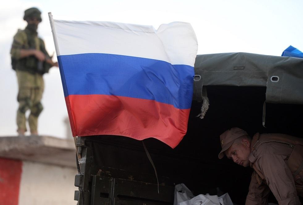 روسيا ترسل حوالي 300 عسكري إلى سوريا لتعزيز المواقع المشتركة