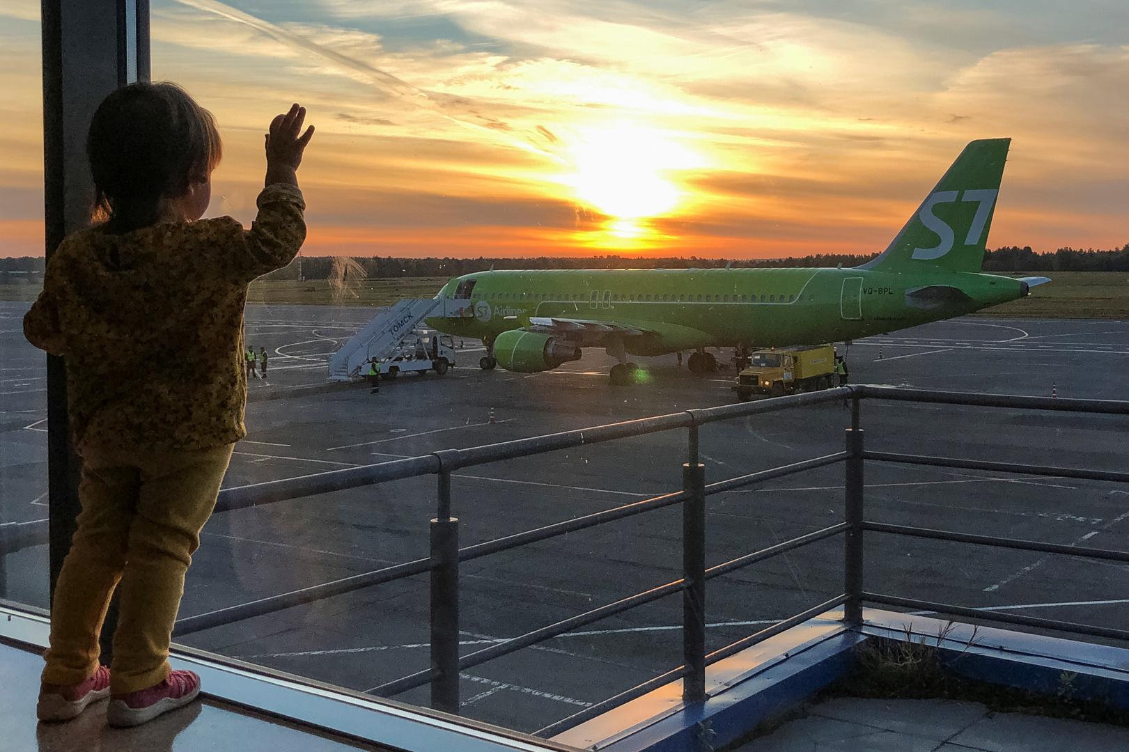 انخفاض حركة نقل الركاب لشركات الطيران الروسية بنسبة 46% في 2020
