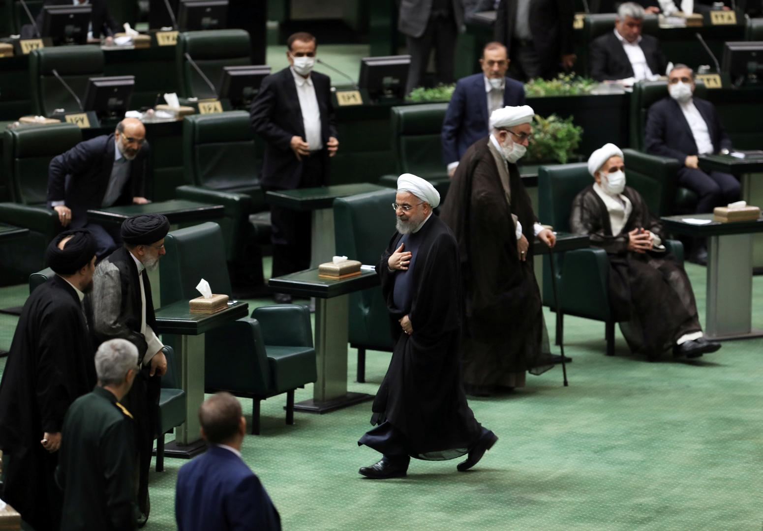 إيران.. مجلس الشورى يعد مشروع قرار