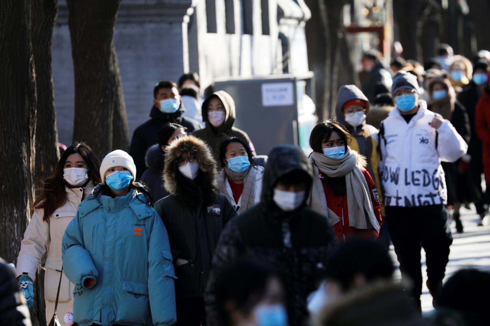 الصين.. إصابات كورونا تتصاعد ومخاوف من عطلة السنة الصينية الجديدة