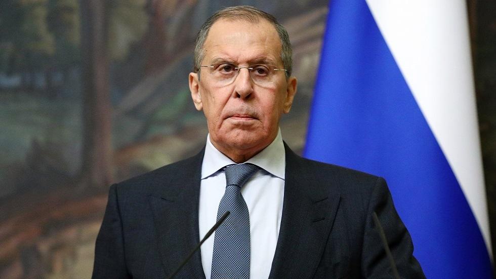 لافروف يكشف مطالب روسيا للولايات المتحدة وإسرائيل بشأن سوريا