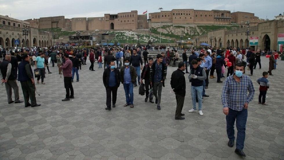 أربيل عاصمة إقليم كردستان العراق - أرشيف