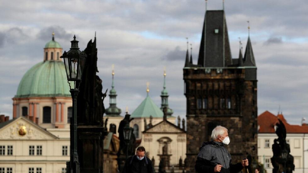 العاصمة التشيكية براغ - أرشيف