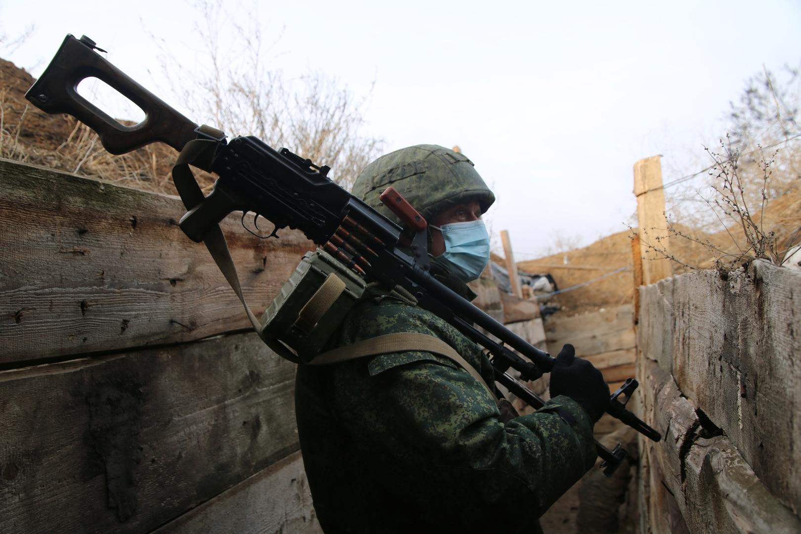 دونيتسك: سياسة كييف قد تؤدي إلى تصعيد النزاع في دونباس