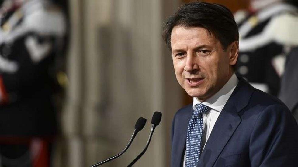 النواب الإيطالي يمنح الثقة لرئيس الوزراء جوزيبي كونتي