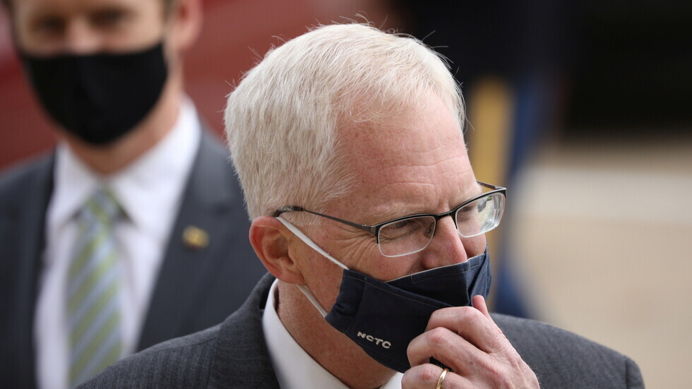 وزير الدفاع الأمريكي بالوكالة كريستوفر ميلر