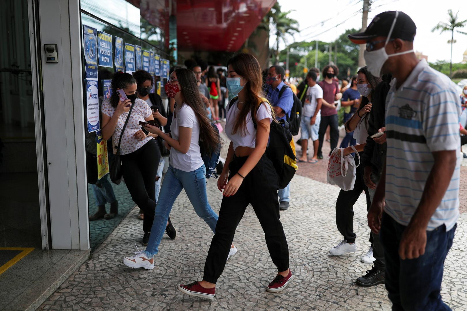 البرازيل: تفشي كورونا في ماناوس ليس مرتبطا بأي طفرة جديدة